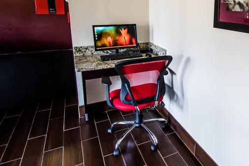 Red Roof Inn Helen - Helen - Business centre