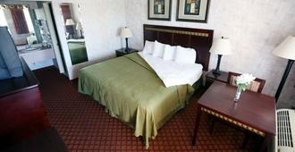 Yuma Airport Inn By Magnuson Worldwide - Yuma - Bedroom