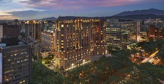 Mandarin Oriental Taipei - Taipei - Building