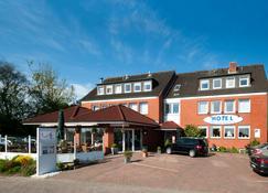 Hotel Ant Yachthaven - Wittmund - Gebäude