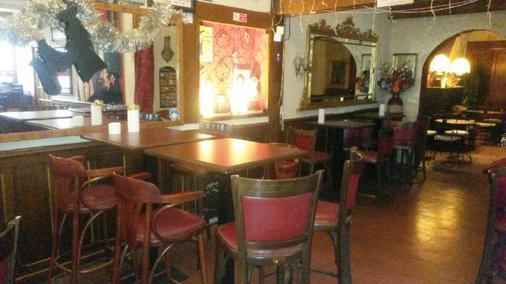 Hôtel de l'Ecu - Saint-Amand-Montrond - Bar