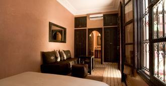 Riad Agdim - Marrakesh - Phòng ngủ