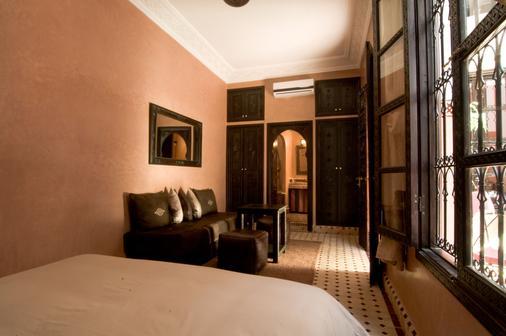Riad Agdim - Μαρακές - Κρεβατοκάμαρα