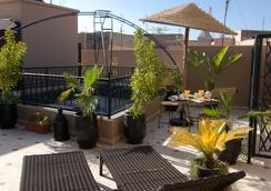 Riad Agdim - Marrakesh - Mái nhà