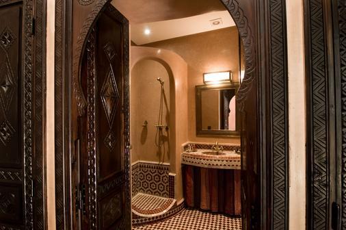 Riad Agdim - Marrakesh - Phòng tắm
