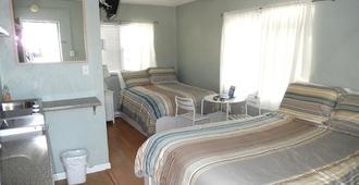 Sifting Sands Motel - Ocean City - Bedroom