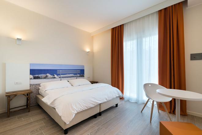 Hotel Mediterraneo - Chioggia - Schlafzimmer