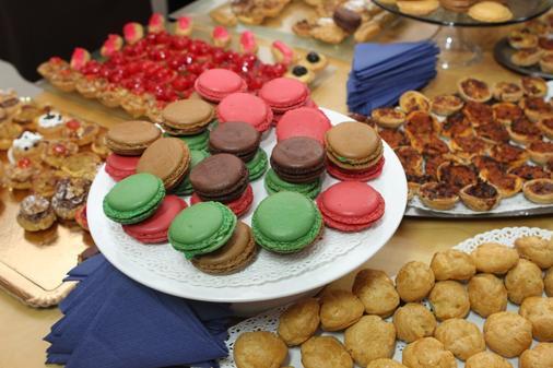 Hotel de Paris - Tirana - Thức ăn