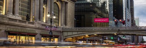 Grand Hyatt New York - New York - Toà nhà