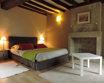 La Maison d'à Côté - Алансон - Bedroom