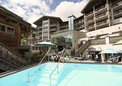 The Alpine Palace - Saalbach - Pool