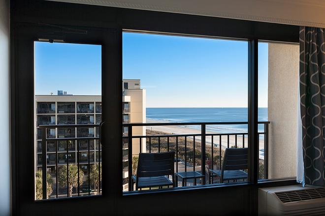 DoubleTree by Hilton Myrtle Beach - Myrtle Beach - Balcony