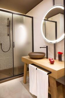 Starhotels Business Palace - Milan - Bathroom