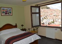 Inca's Room Hotel - La Paz - Bedroom