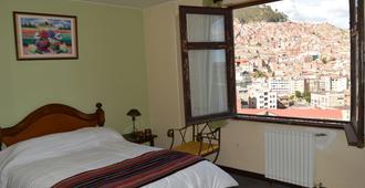 Inca's Room Hotel - La Paz - Phòng ngủ