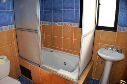 Inca's Room Hotel - La Paz - Bathroom