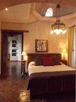 Meson Panza Verde - Antigua - Bedroom