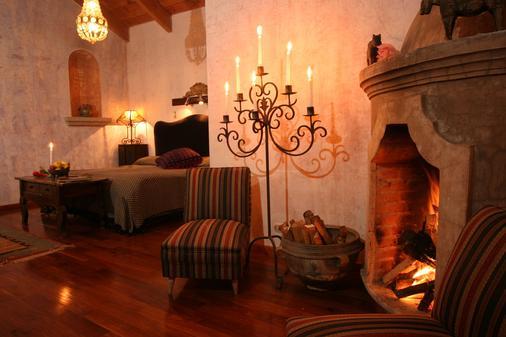Meson Panza Verde - Antigua - Hotellin palvelut