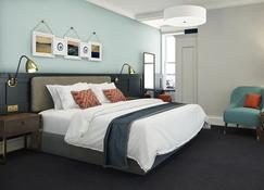Perle Oban Hotel - Oban - Schlafzimmer