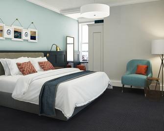 奧本加里東酒店 - 奧班 - 奧本 - 臥室