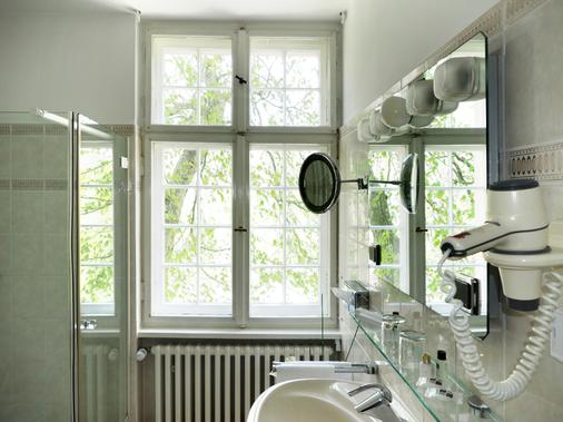 Paulsborn Am Grunewaldsee - Berlin - Bathroom