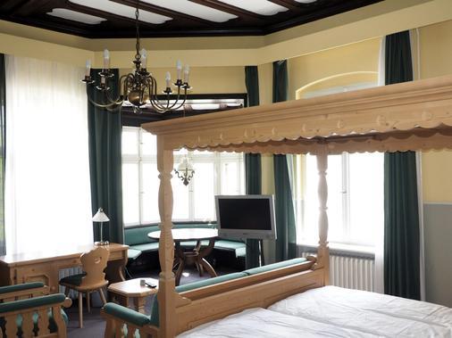 Paulsborn Am Grunewaldsee - Berlin - Bedroom
