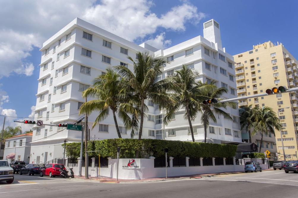 Red South Beach Hotel 97 3 4