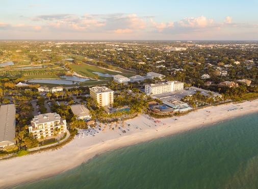 Naples Beach Hotel and Golf Club - Naples - Ranta