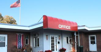 Budget Host Crestview Inn - Sault Sainte Marie (Míchigan) - Edificio