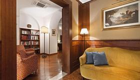 Hotel Portoghesi - Rome - Salon