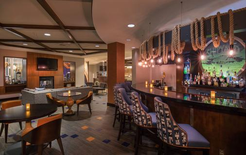 Residence Inn by Marriott Portland Downtown/Waterfront - Portland - Bar