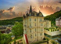 Savoy Westend Hotel - Karlovy Vary - Rakennus