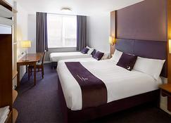 Premier Inn London County Hall - London - Bedroom