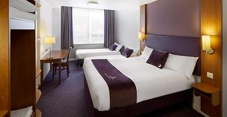 Premier Inn London County Hall - לונדון - חדר שינה