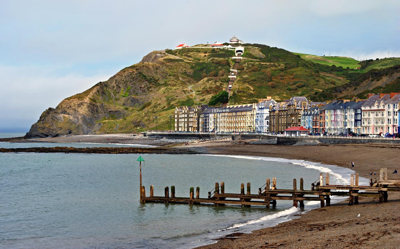 Hotel a Aberystwyth