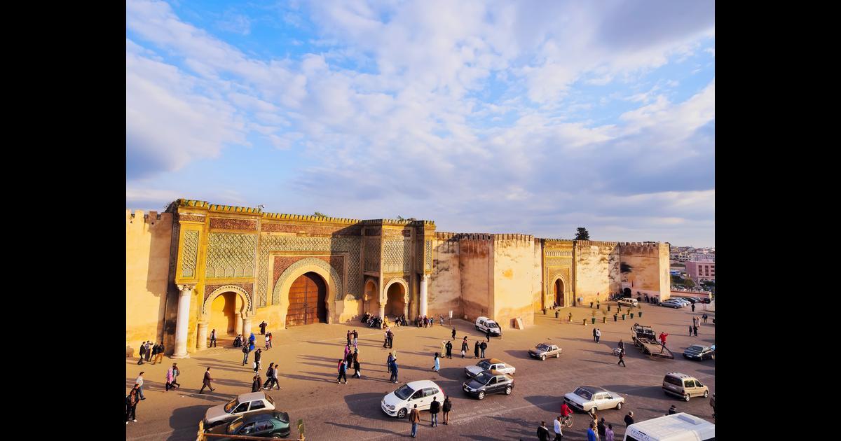 Meknes Hoteles: 159 Ofertas en Meknes de hoteles baratos, Marruecos