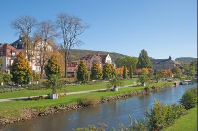 Ξενοδοχεία στην πόλη Bad Kissingen