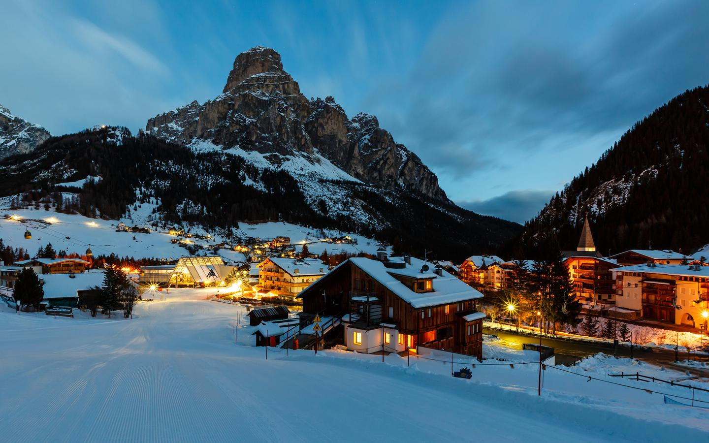 Corvara in Badia hotels