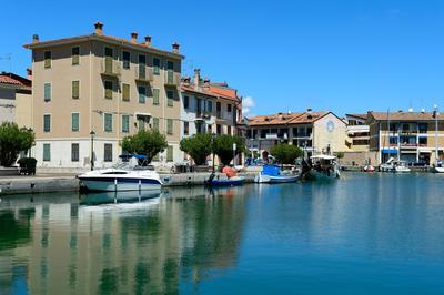 Ξενοδοχεία στην πόλη Grado