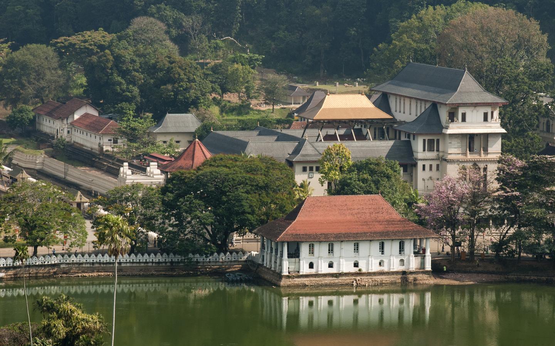 Hoteles en Kandy
