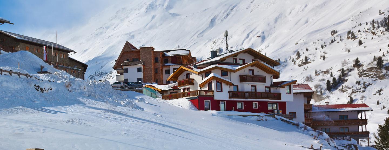 Spa-hotell i Obergurgl