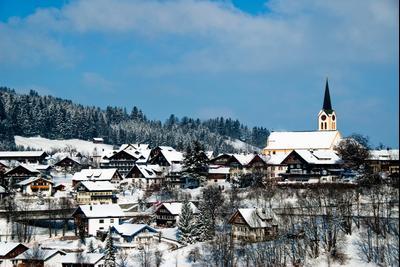 Ξενοδοχεία στην πόλη Oberstaufen