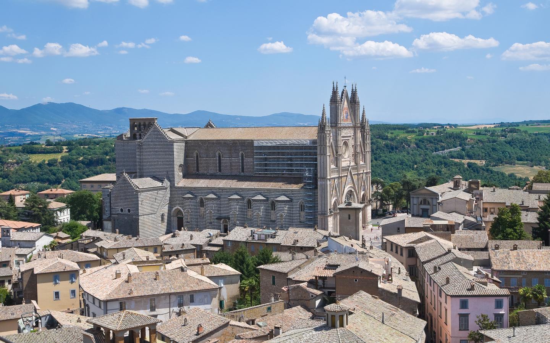 Hoteller i Orvieto