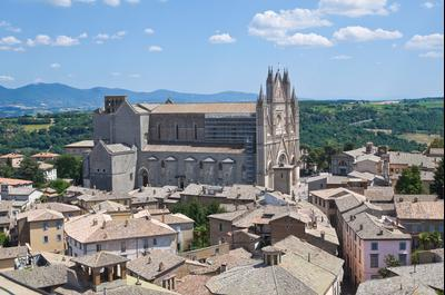 Ξενοδοχεία στην πόλη Orvieto