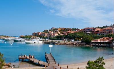 Ξενοδοχεία στην πόλη Porto Cervo