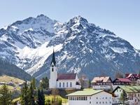 Ξενοδοχεία στην πόλη Riezlern