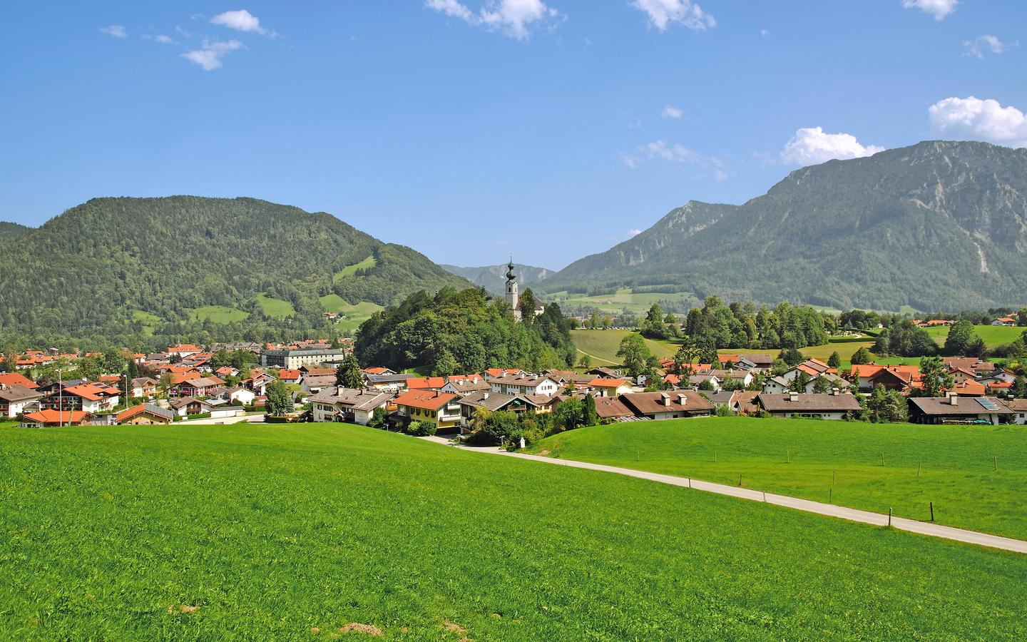 Hotels in Ruhpolding