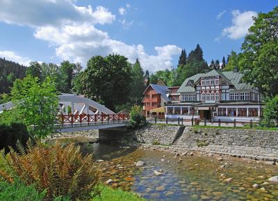 Шпиндлеров Млын — отели