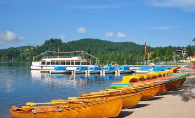 Hotels in Titisee-Neustadt