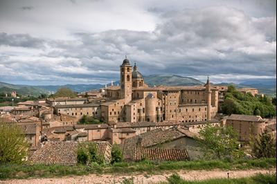 Urbino hoteles